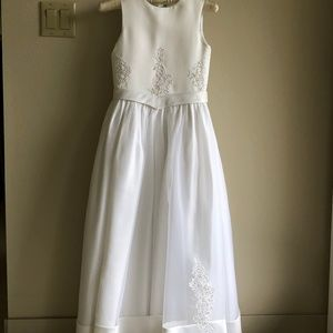 Flower girl dress or dress for a special occasion.
